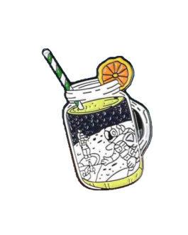 Pin Space in Jar