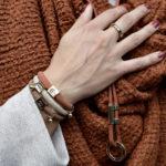 Armband 3er Set CHOCO