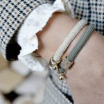 Armband 2er Set OLIVE SPARKLE